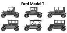 Ford Model T Body Styles