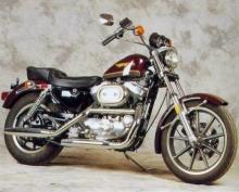 1986 Harley-Davidson XLH1100 Sportster