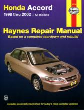Haynes Manuals Honda Accord