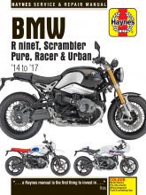 BMW R nineT Manual