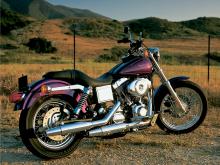 Early Harley-Davidson Twin Cam Dyna
