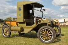 Ford Model T Truck converted for Military Use WW1