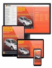 Haynes manual Nissan Rogue