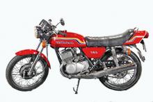 1972 Kawasaki S2 350
