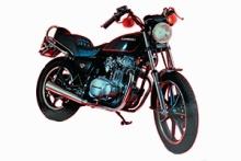 1981 Kawasaki KZ440 LTD