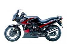 2002 Kawasaki GPZ500S