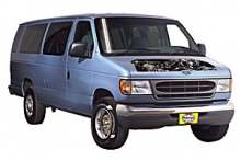 Ford E-350 Econoline Club Wagon