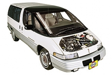 lumina apv (1990 - 1996) � chevrolet luv pickup