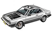 Honda Prelude CVCC