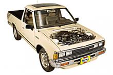 Nissan D21