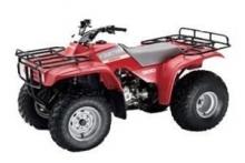 Honda TRX300FW Fourtrax 300 4x4