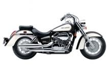 Honda Motorcycle VT750C2B Shadow Phantom