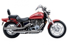 Honda VT1100T Shadow ACE Tourer