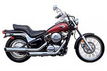Kawasaki Vulcan 700