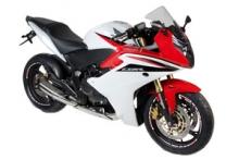 Honda CBR600FS-1 ST