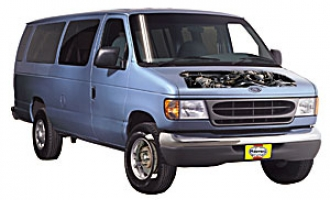 Ford E-350 Club Wagon