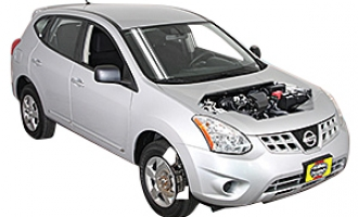 Fluid level checks Nissan Rogue (2008 - 2015) | Haynes Manuals