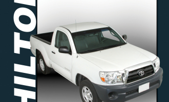 Toyota Tacoma for (2005-18) Chilton Repair Manual