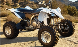 Yamaha YFZ450 & YFZ450R ATVs (2004-2017) Service Repair Manual