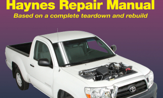 Toyota Tacoma (05-18) Haynes Repair Manual