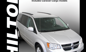 Chrysler Gr& Caravan/Town & Country (2008-12) (exc. information specific to FWD or diesel models) Chilton Repair Manual (USA)