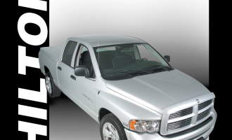 Dodge Pick-Ups (2002-08) covering 1500 (2002-08) & 2500/3500 (2003-08) with V6, V8 & V10 engines (2 & 4 wheel drive, gas or Cumm