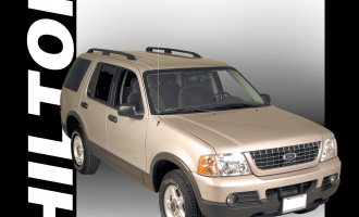 Ford (2002-10) for of Ford Explorer & Mercury Mountaineer (exc. Sport Trac models) Chilton Repair Manual (USA)