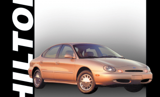 Ford Taurus/Sable (1996-05) for except SHO or variable fuel models Chilton Repair Manual (USA)