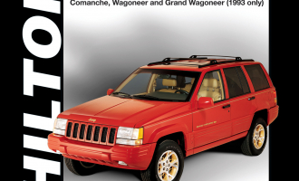 Jeep (1984-01) for of Jeep Cherokee, Gr& Cherokee (1993-98), Comanche, Wagoneer & Gr& Wagoneer (1993 only) Chilton Repair Manual