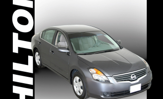 Nissan Altima (2007-10) (Does not include information specific to hybrid models) Chilton Repair Manual (USA)