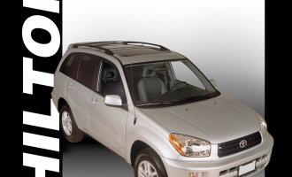 Toyota RAV4 (1996-12) (USA) Chilton Repair Manual (USA)