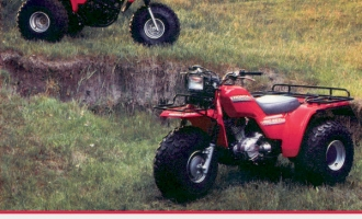 trx250 fourtrax (1985 - 1987)