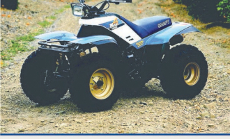 Print & Online Yamaha ATV Repair Manuals - Haynes Publishing on