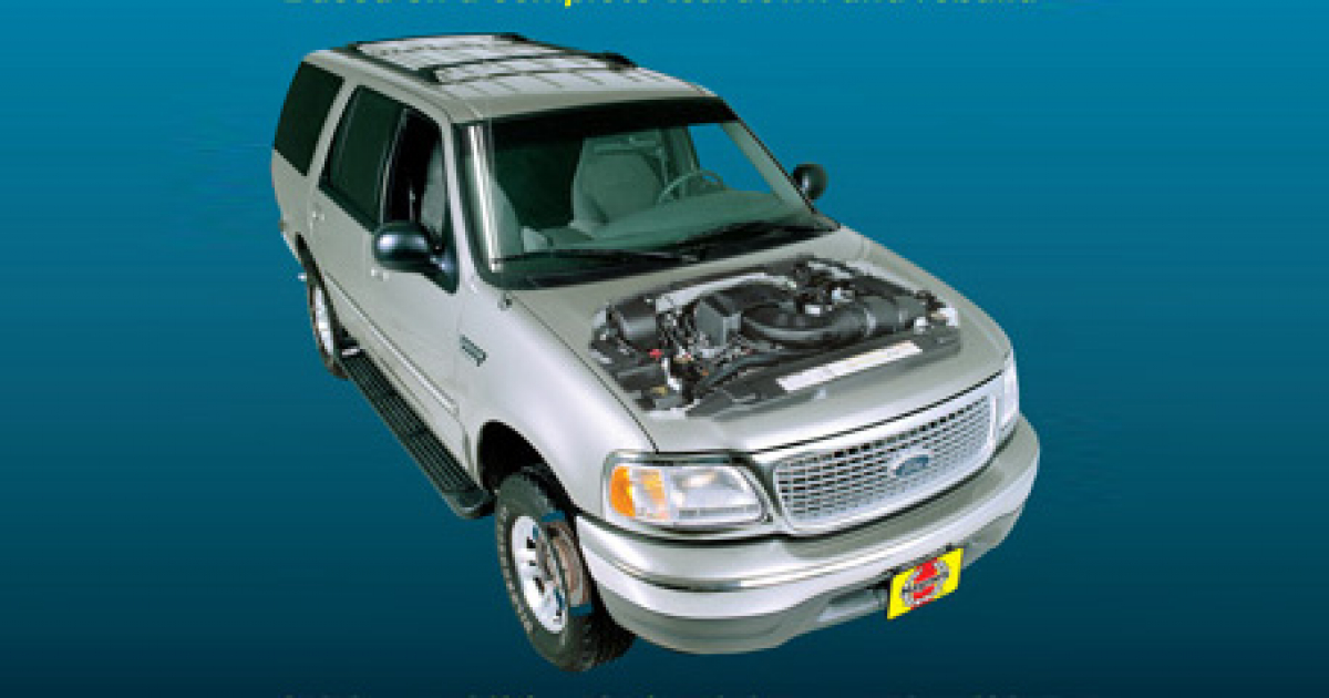 19972003 Ford F150 Truckexpedition Routine Maintenance Faq Rhhaynes: Ford Expedition Transfer Case Location At Gmaili.net