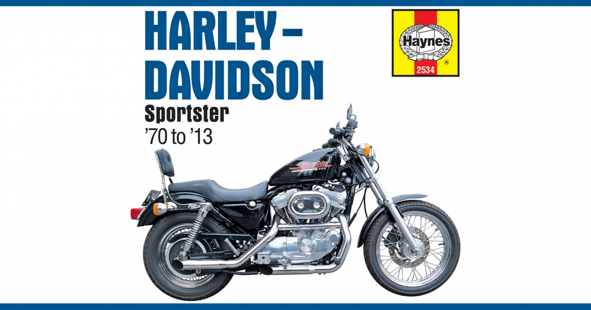 Harley-Davidson Sportster History 1970-2013 | Haynes Manuals on