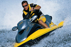 Clymer Personal Watercraft