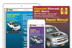 gmc truck repair manuals online free