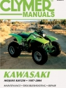 Kawasaki Mojave KSF250 ATV (1987-2004) Service Repair Manual