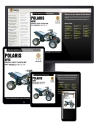 Polaris ATVs Haynes Online Manual covering all 250cc - 800cc models for 1998 thru 2007