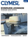 Evinrude Johnson Outboard Marine Engine (1956-1972) Service Repair Manual