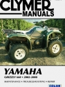 Yamaha YFM660F Grizzly 660 ATV (2002-2008) Service Repair Manual Online Manual