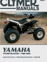 Yamaha YFS200 Blaster ATV (1988-2006) Service Repair Manual