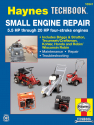 Small Engine Repair 5.5 HP through 20 HP Haynes Techbook (USA)