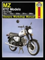 MZ ETZ (81-95) Haynes Repair Manual