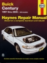 Buick Century (97-05) Haynes Repair Manual