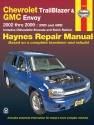 Chevrolet TrailBlazer, TrailBlazer EXT, GMC Envoy, GMC Envoy XL, Oldsmobile Bravada & Buick Rainier with 4.2L, 5.3L V8 or 6.0L V8 engines (02-09) Haynes Repair Manual