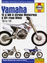 Yamaha YZ & WR 4-stroke Motocross Bikes (98-08) Haynes Repair Manual