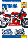 Yamaha YZF-R6 (99-02) Haynes Repair Manual (YZF600R is covered in manual #3702)