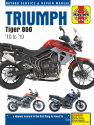 Triumph Tiger 800/800XC (10-19) Haynes Repair Manual (ABS versions included)