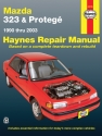 Mazda 323 & Protegé for Mazda 323 & Protegé (90-03) Haynes Repair Manual